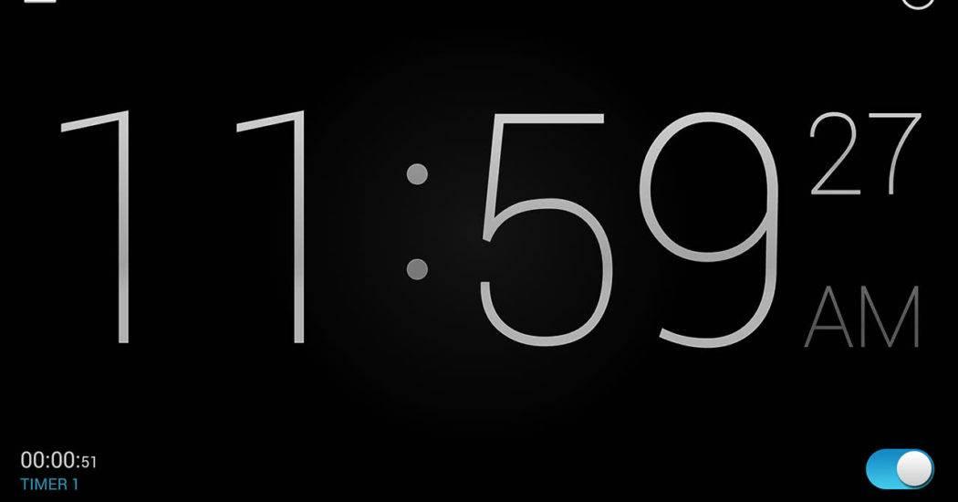 Лучшие будильники для Android