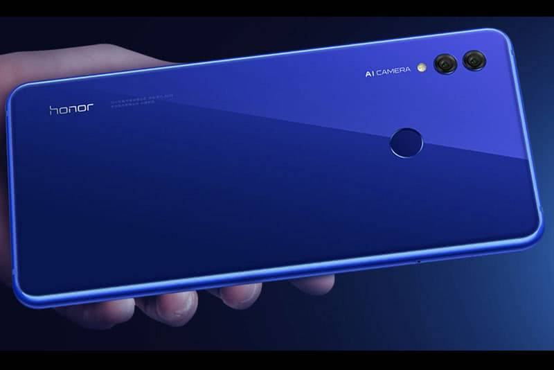 Камеры Honor Note 10