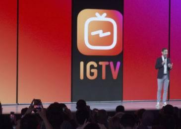 Публикуем видеоролики в Instagram через приложение IGTV