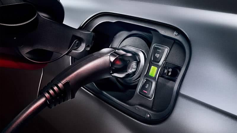 Зарядка Audi e-tron quattro 2018
