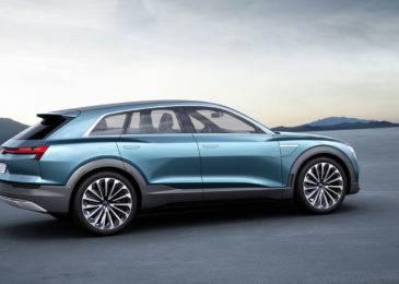 Обзор электро-кроссовера Audi e-tron quattro 2018