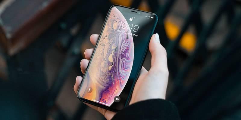 Iphone XS фото