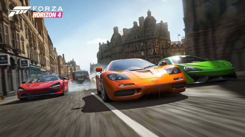 Forza Horizon 4 фото