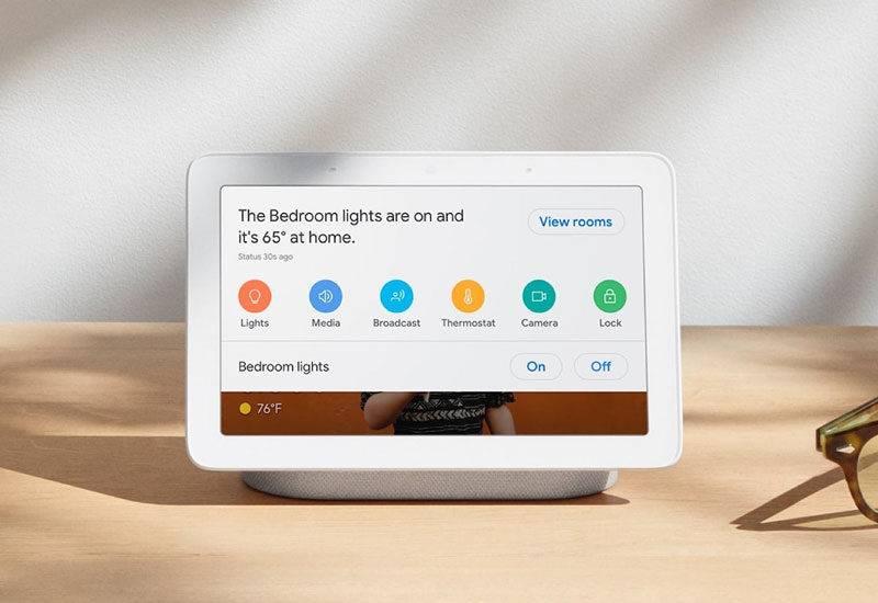 Google Home Hub: смарт-дисплей от Google