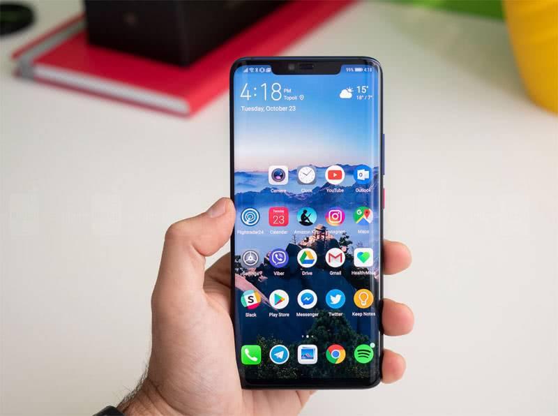 Экран Huawei Mate 20 Pro