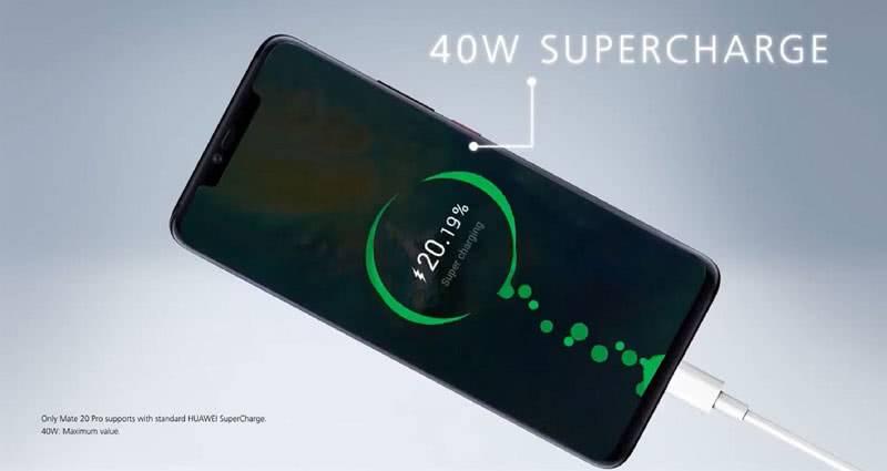 Huawei Mate 20 pro аккумулятор