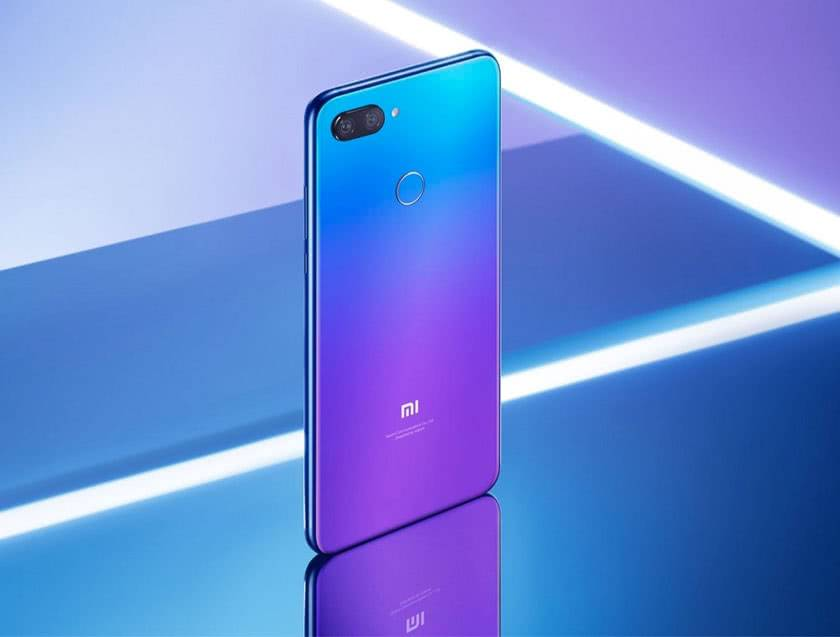 Внешний вид Xiaomi Mi 8 Lite