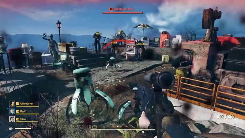 Fallout 76 C.A.M.P.