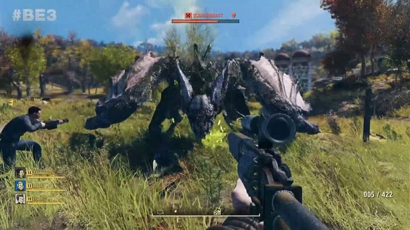 Мир Fallout 76