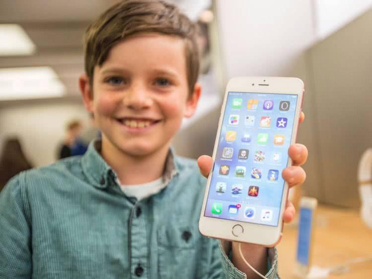 Iphone 6S ребёнку