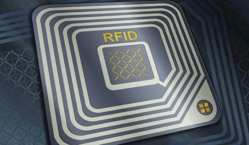 RFID фото