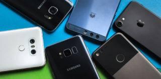Смартфоны с хорошим аккумулятором