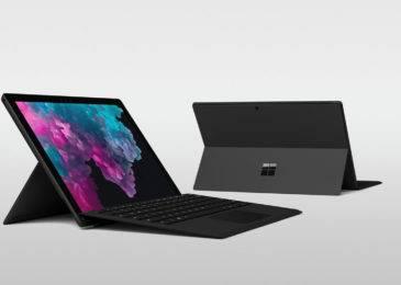 Обзор планшета Microsoft Surface Pro 6