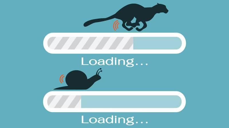 увеличить скорость Интернета