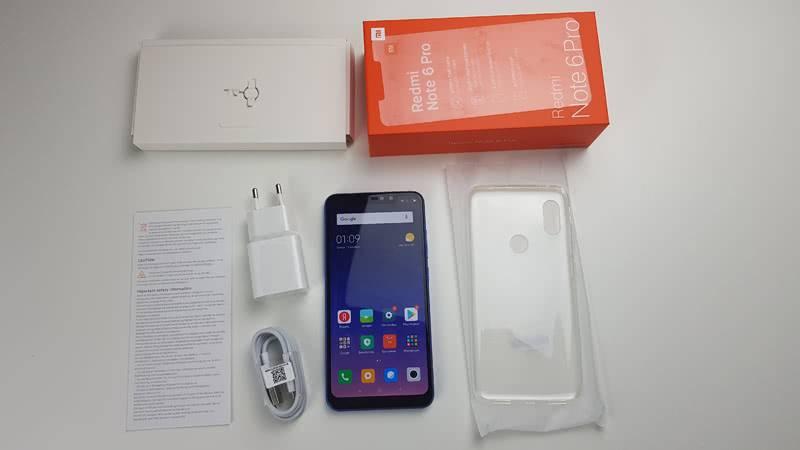 Xiaomi Redmi Note 6 Pro фото