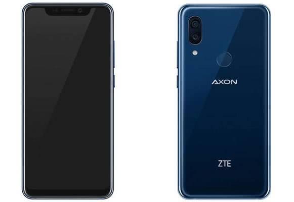 ZTE Axon 9 Pro фото