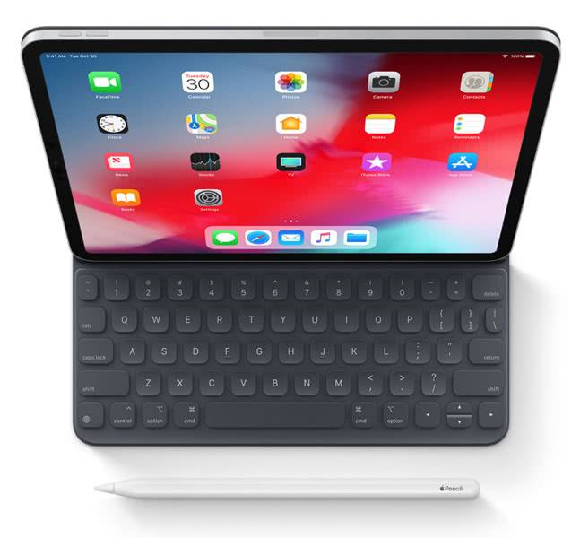 Клавиатура Apple Smart Keyboard