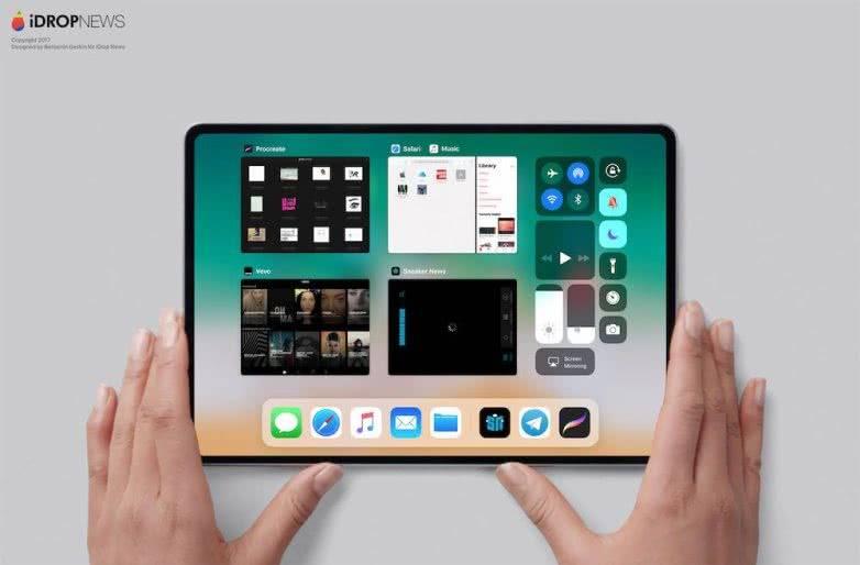Apple iPad Pro 12,9 2018 фото