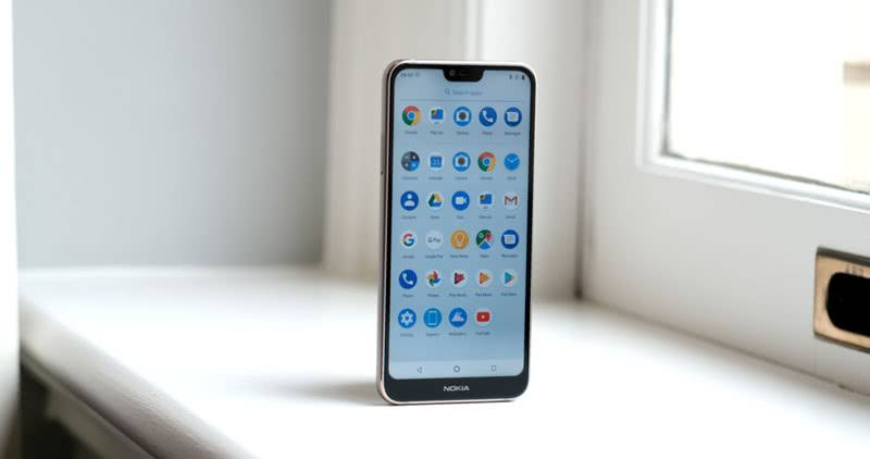 Nokia 7.1 Android
