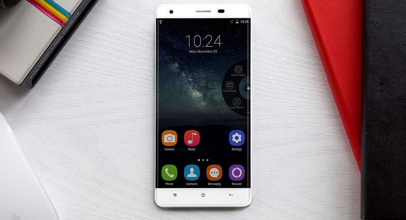 Экран Oukitel K6000