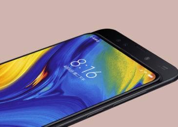 Обзор смартфона Xiaomi Mi Mix 3