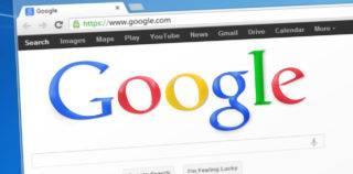 В Google Chrome боковая панель закладок