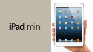 Apple готовится представить новую версию iPad Mini