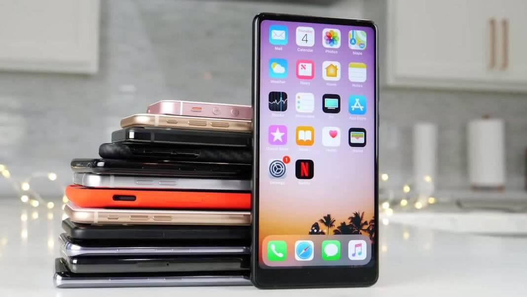 Лучшие смартфоны 2018-2019
