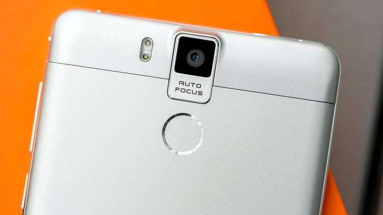 Камера смартфона Oukitel K6000