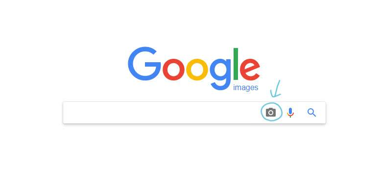 Найти картинку в гугле с телефона