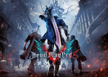 Игра Devil May Cry 5 2019 года: сюжет, геймплей и оценка