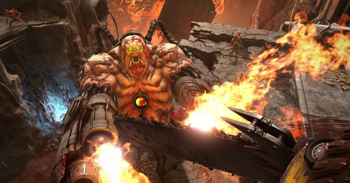 Doom Eternal Враги