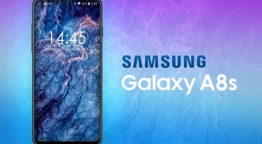 Galaxy A8s появился в TENAA – первая модель Samsung с дыркой в экране