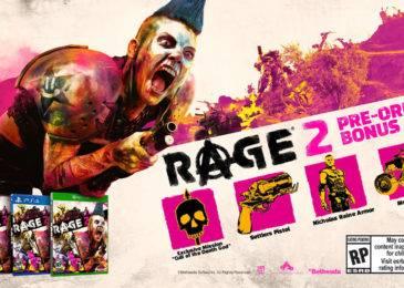 Обзор игры Rage 2: характеристики, дата выхода, системные требования