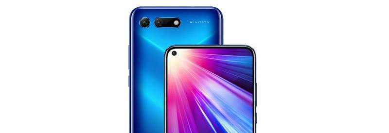 Камеры Honor View 20