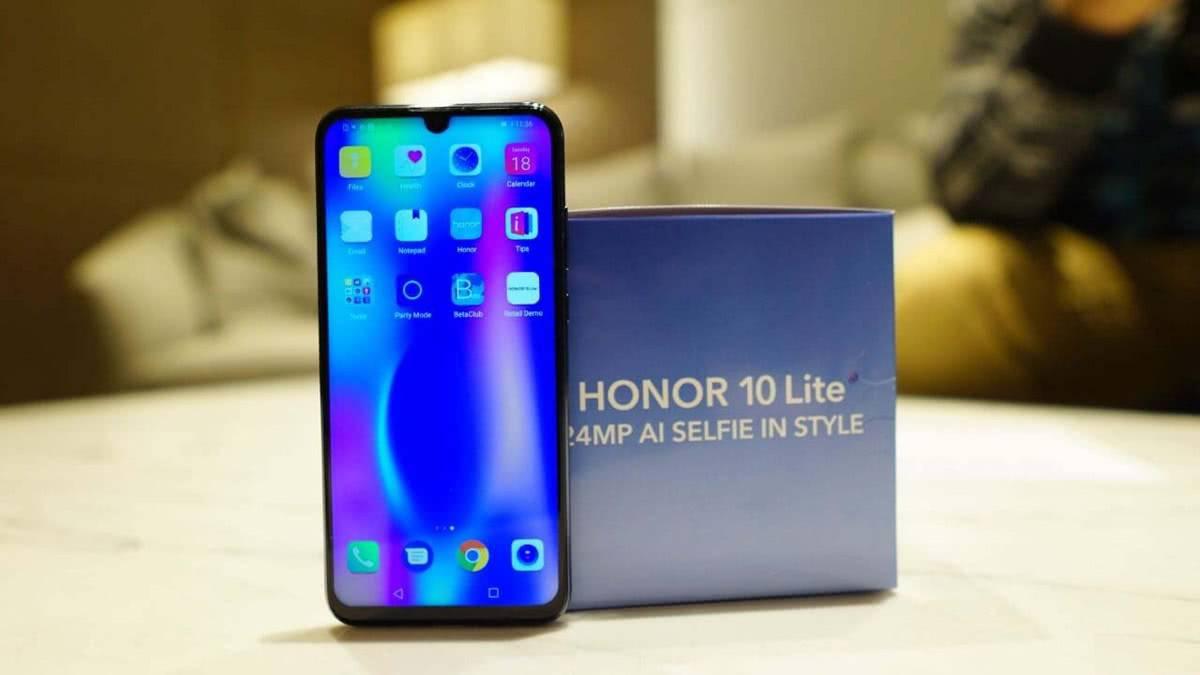 Итоги обзора Honor 10 Lite
