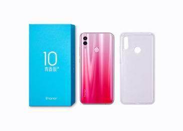 Обзор смартфона Honor 10 Lite