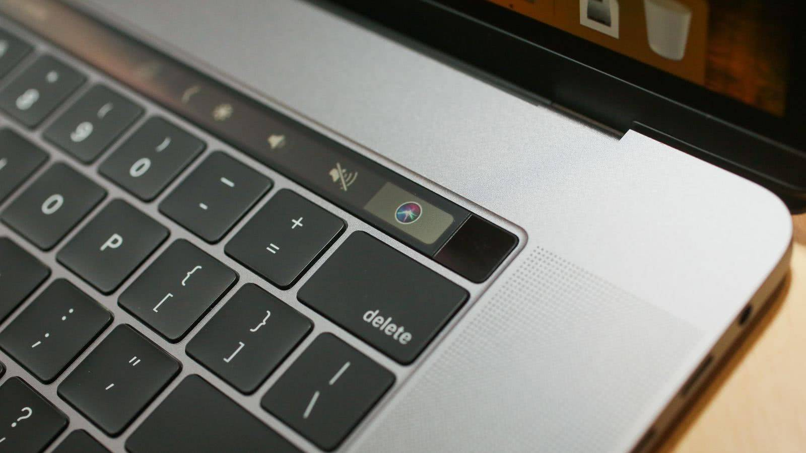 Macbook Air 2018 Touch ID