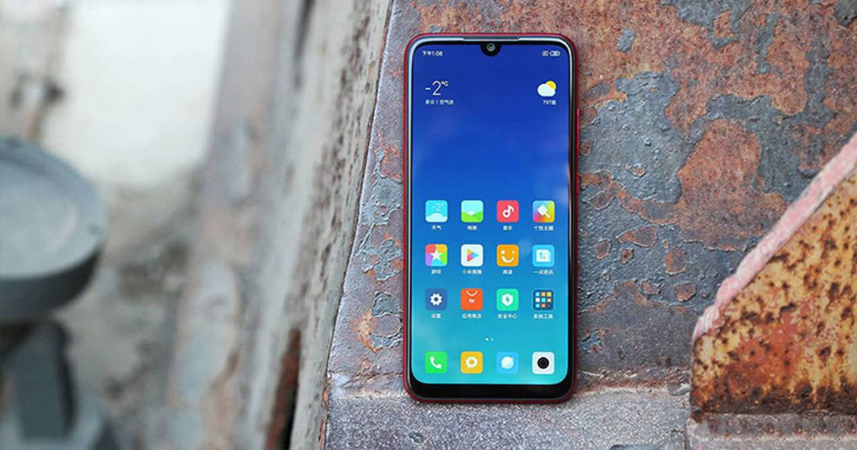 Программное обеспечение Xiaomi Redmi Note 7