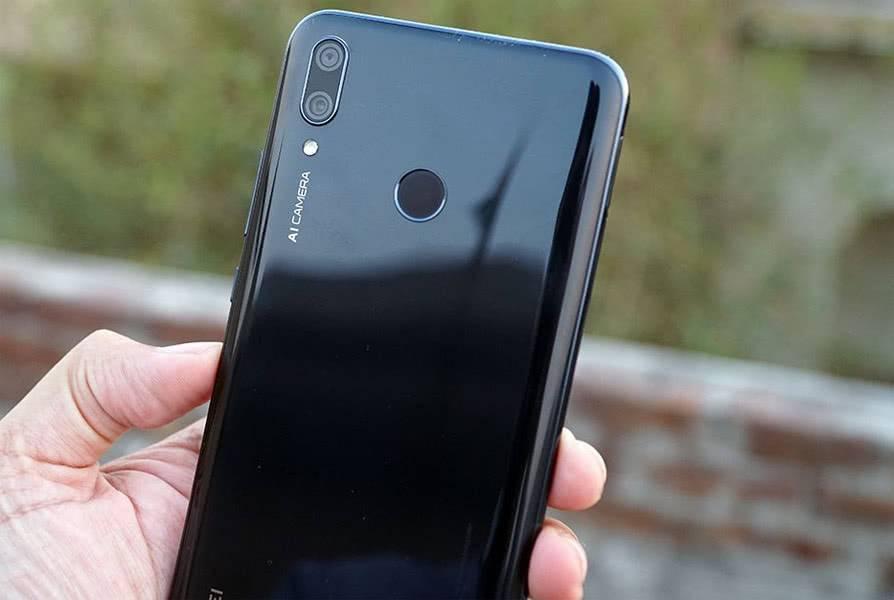 Камеры Huawei Y9 2019