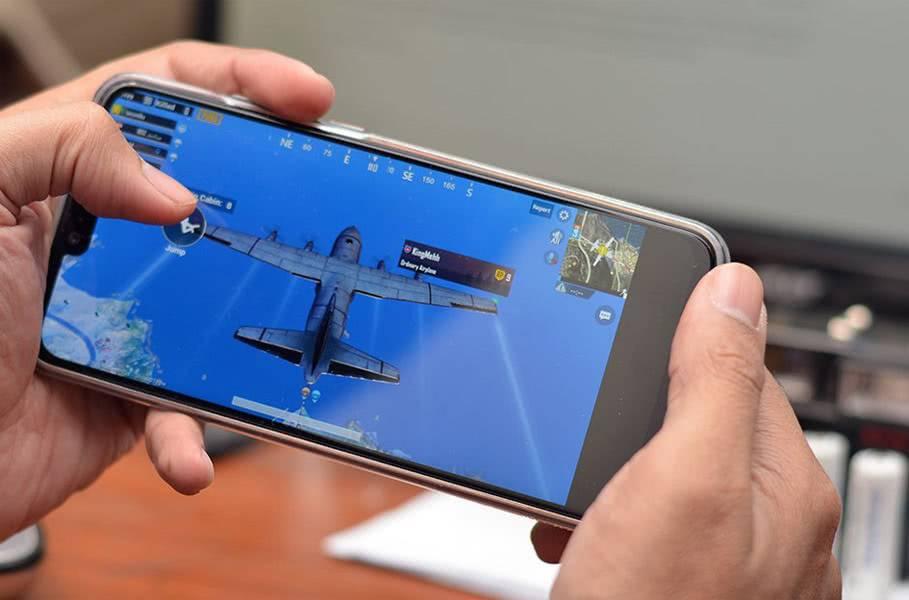 Производительность Huawei Y9 2019