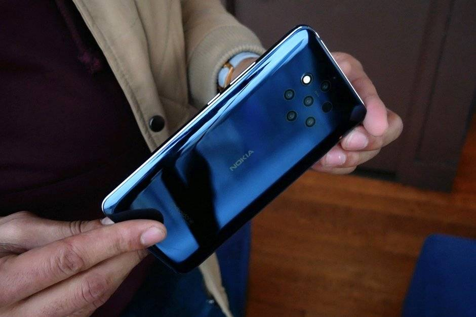 Nokia 9 PureView внешний вид