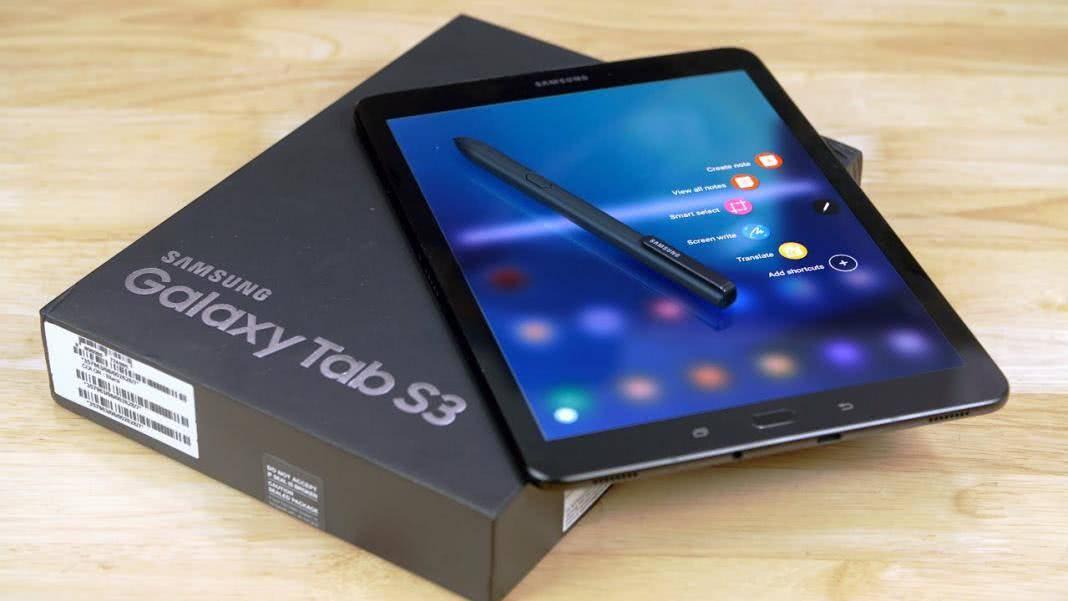 Samsung Galaxy Tab S3 Wi-Fi фото