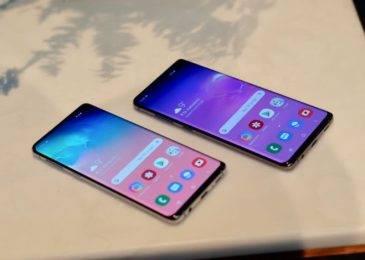 Samsung Galaxy S10 — юбилейный аппарат удался на славу