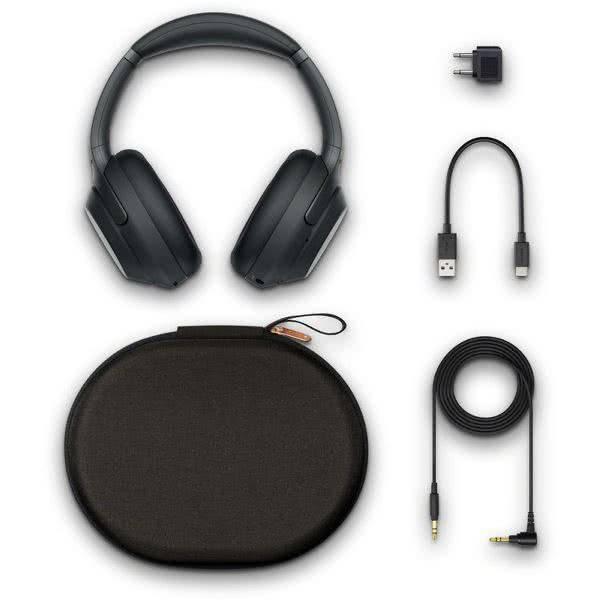 Sony WH1000XM3 комплектация