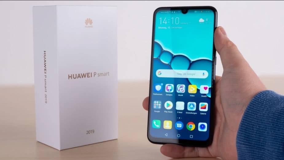 Экран Huawei P Smart 2019