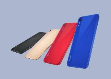 Обзор дешевого смартфона Honor 8A