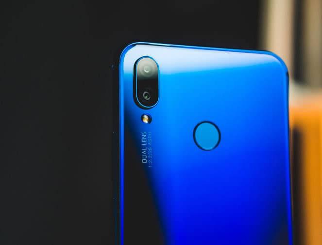 Камера Huawei Nova 3i