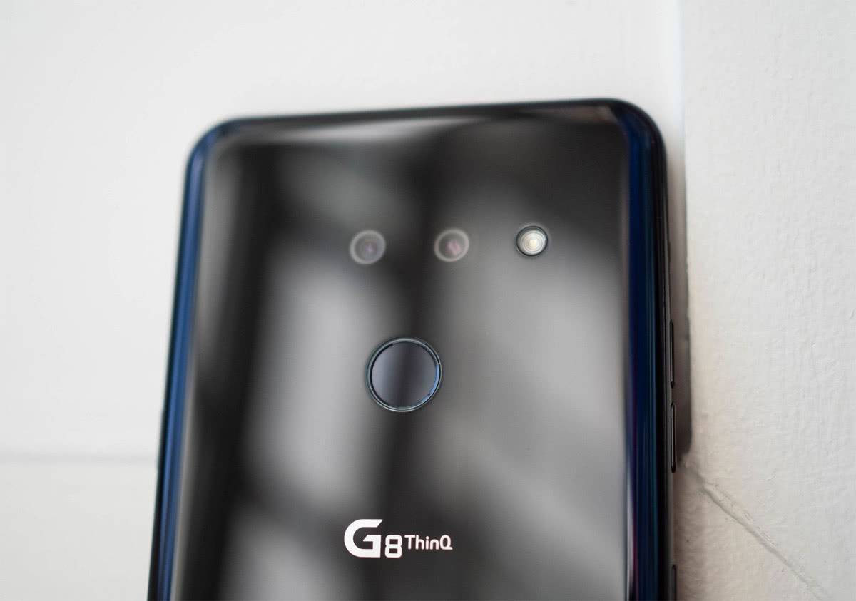 Камера LG G8 ThinQ