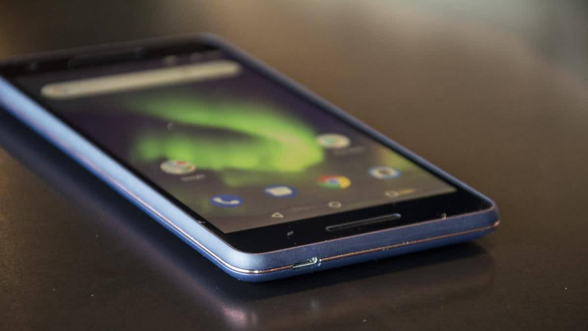 Nokia 2.1 usb